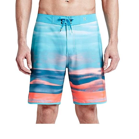aa2488b072 Hurley Swim | Phantom Julian Boardshorts Beta Blue 33 | Poshmark